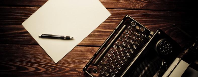 vintge typewriter