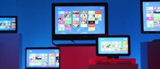 Microsoft Unveils Windows 8
