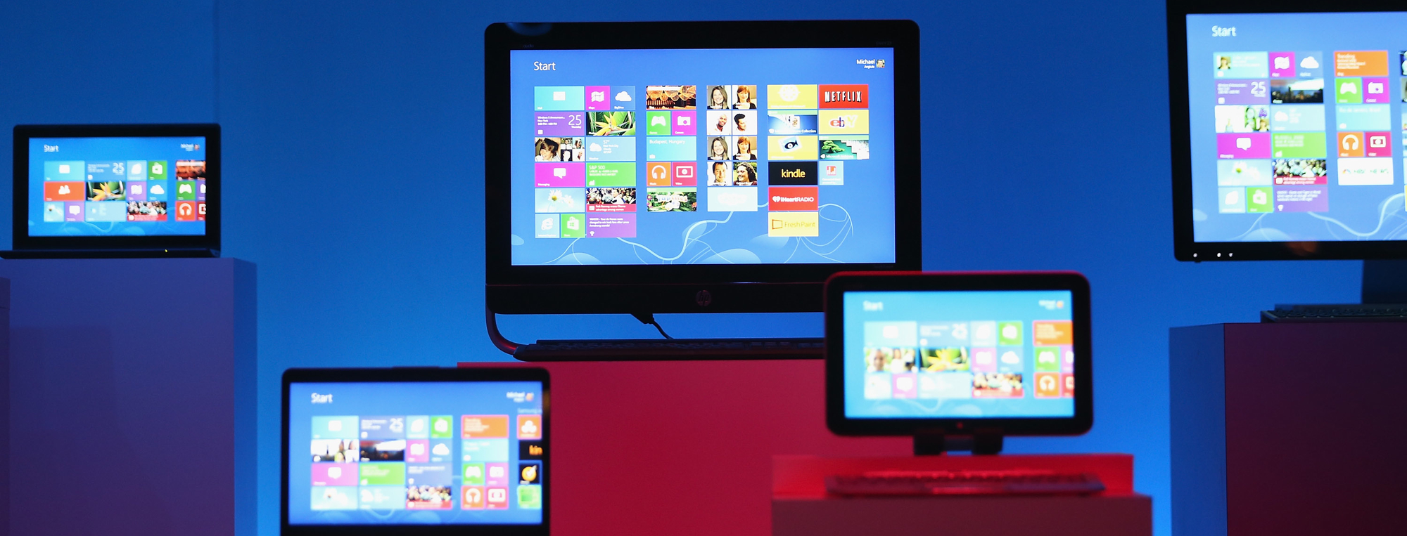 Windows 8.1 Passes Windows 8 in Market Share, Windows 7 Over 50%