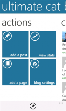 wprss 220x366 Windows Phone apps: The state of play