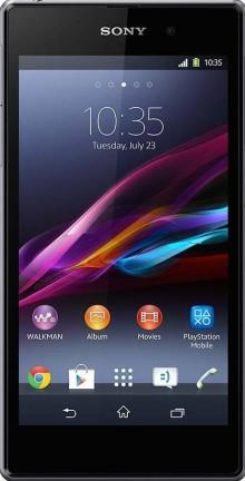 Android 4.3 Hits Sony Xperia Z1 & Xperia Z Ultra