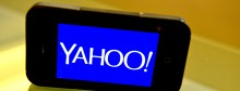 yahoo 220x84 Yahoo reportedly tapping Yelp for local business data to improve its search engine