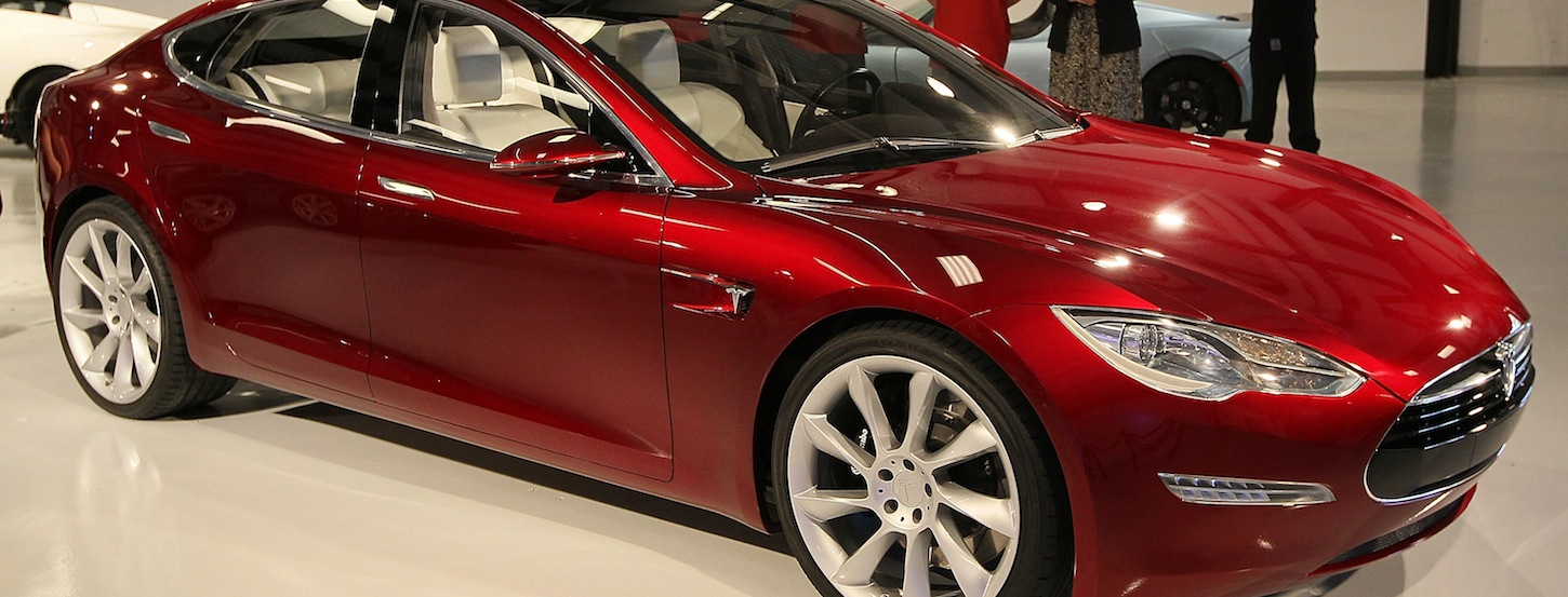 Tesla Reveals Next Electric Car Will Be Called Model 3