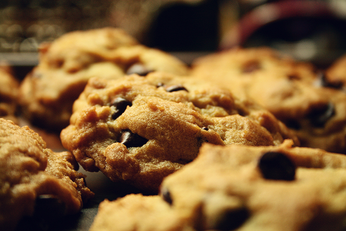 This Valve engineer built a machine to find the perfect chocolate chip cookie