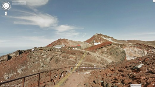 1fuji 520x292 Japan is by far the most popular Asian country on Street View, according to Google