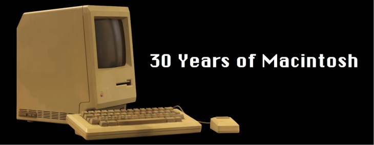 30yearsofmac 730x283 Original Mac designer Susan Kare on how everyday objects made computing personal