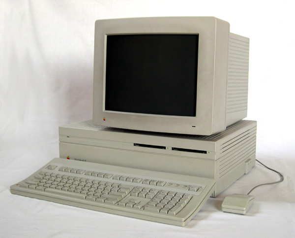 5 MacII 30 years in 33 photos: A visual history of the Apple Mac