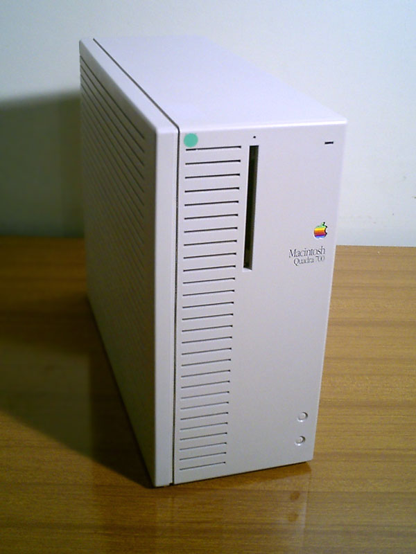 8 Macintosh Quadra 700 30 years in 33 photos: A visual history of the Apple Mac