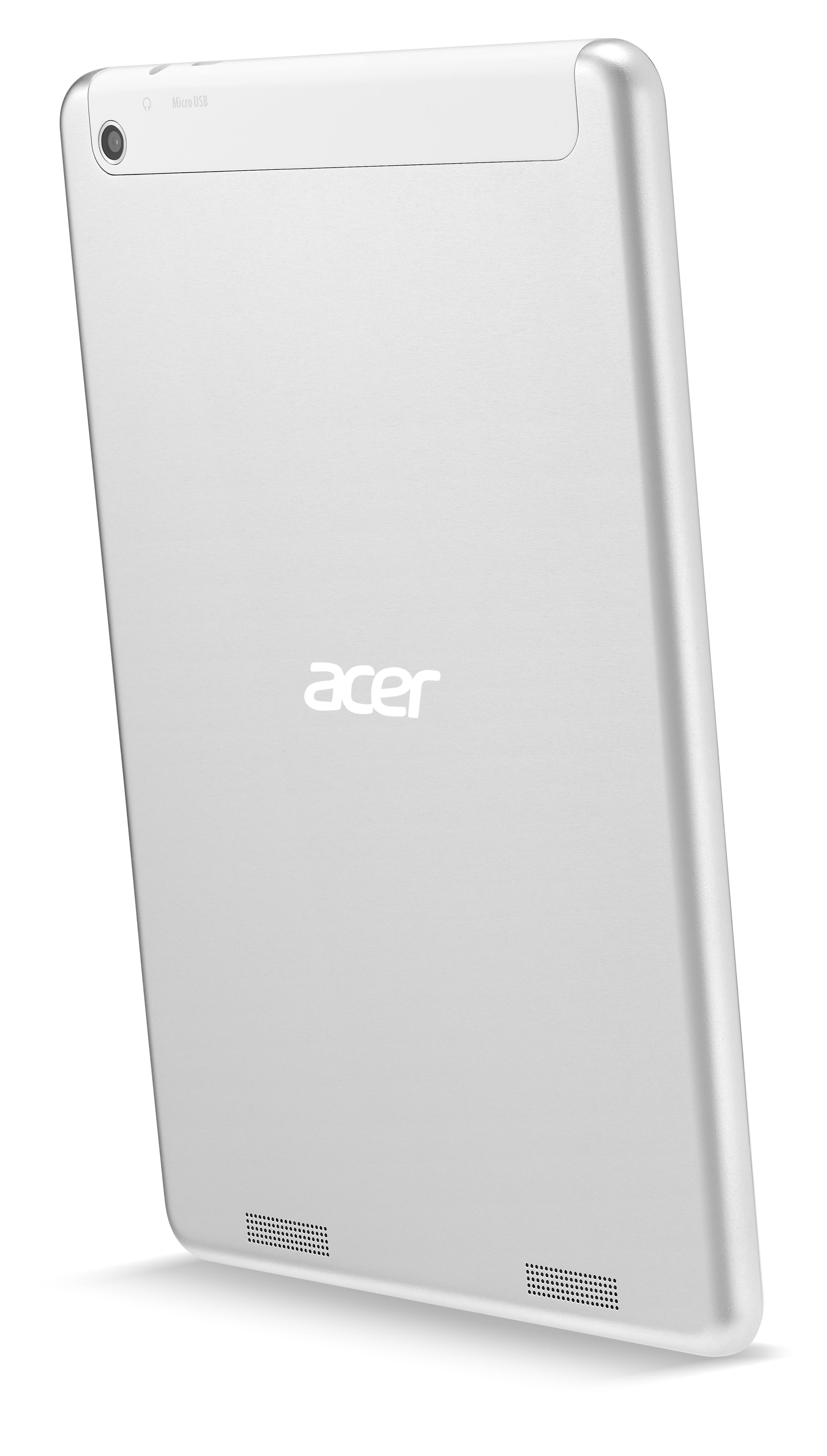 Acer Iconia A1-830 rear angle