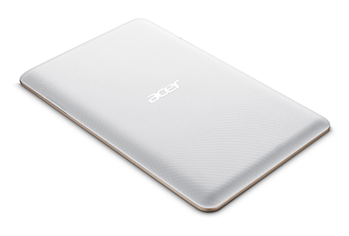 Acer Iconia B1 720 flat ivory gold Acer unveils two new sub $200 Android tablets, a $1099 desktop, and an updated C720 Chromebook