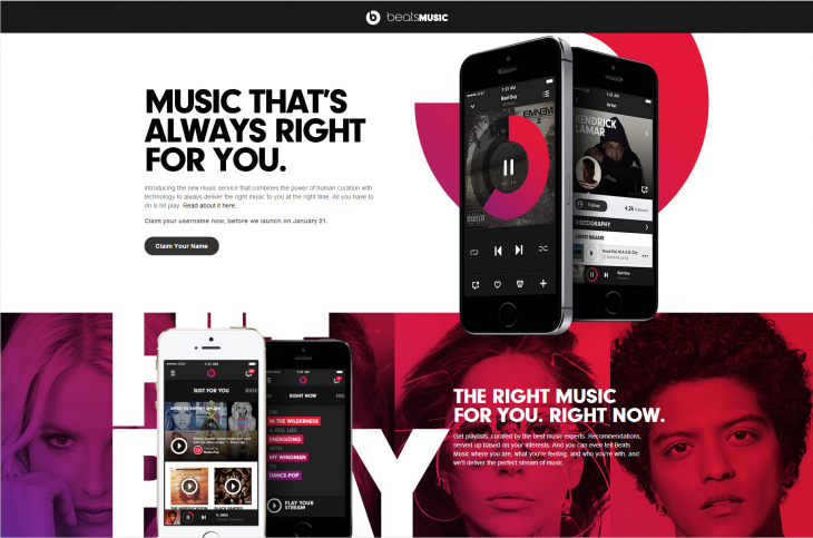 BeatsMusic 730x483 15 of the best music streaming platforms online today. Which one is best for you?