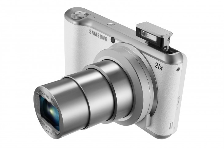 Galaxy Camera 2 5 730x486 Samsung Galaxy Camera 2: A 16MP point and shoot with 21x optical zoom and Android 4.3