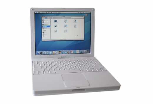IBook G4 landscape 520x355 Do you remember your first Apple Mac?
