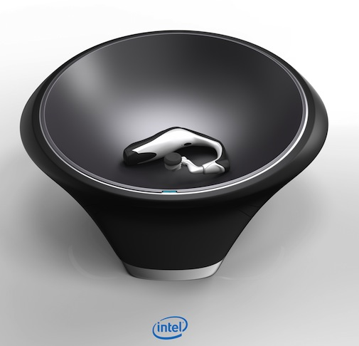 Intel Smart Bowl Intel unveils series of wearable devices, including a smartwatch and fitness tracking earbuds