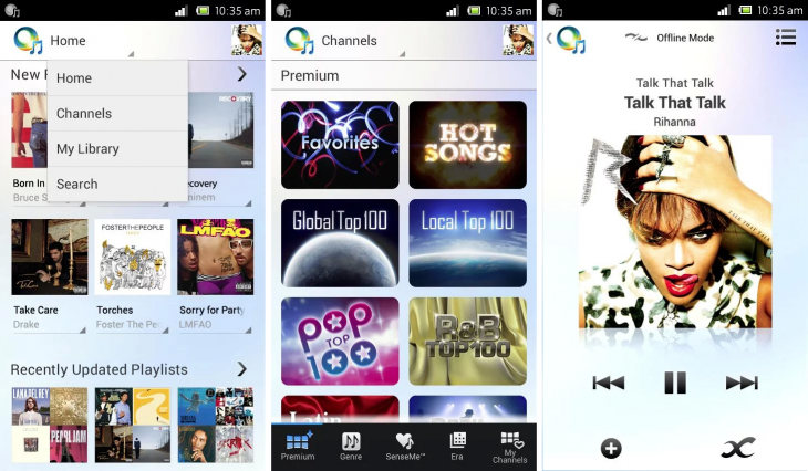 MusicUnlimited android 730x426 15 of the best music streaming platforms online today. Which one is best for you?