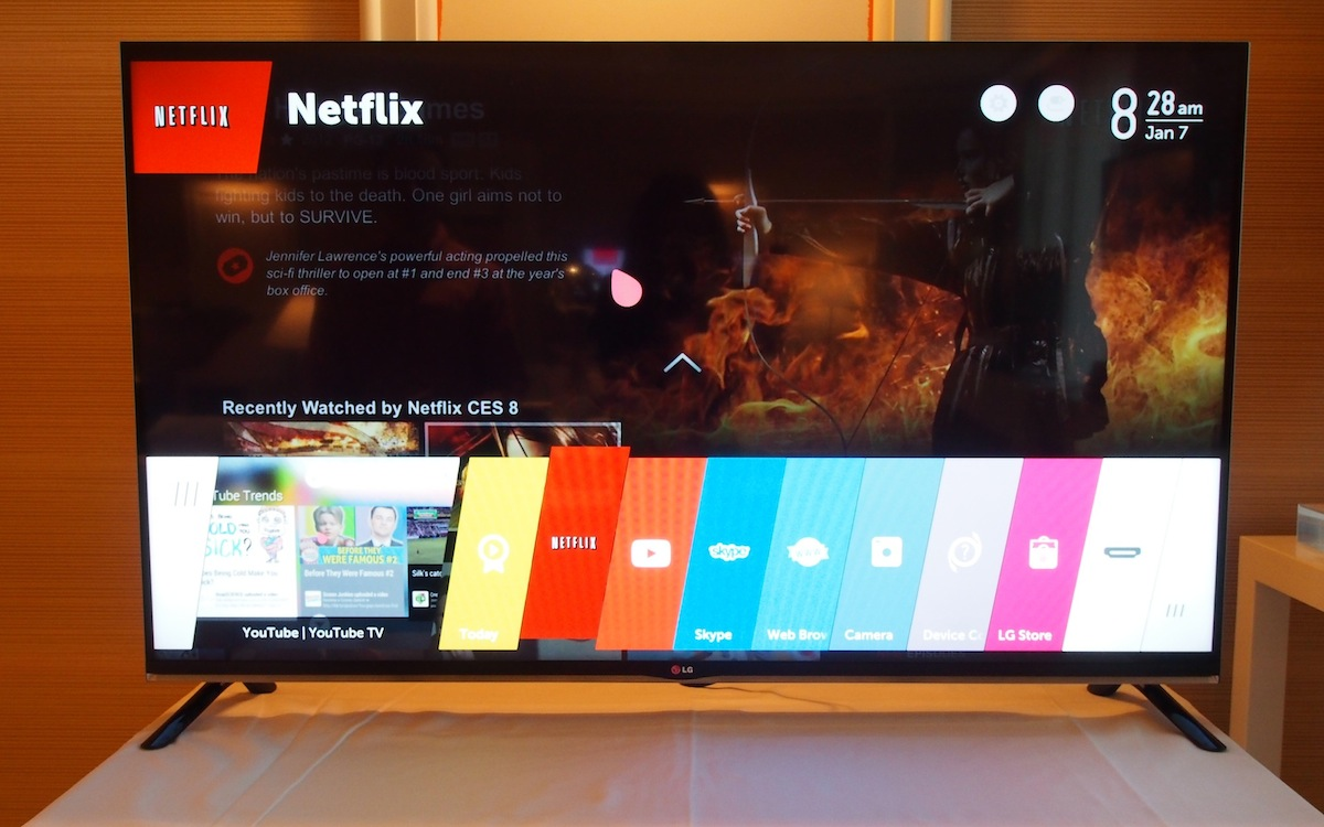 New LG webOS TV Impressions (hint: shweeet) - Connectedly ...