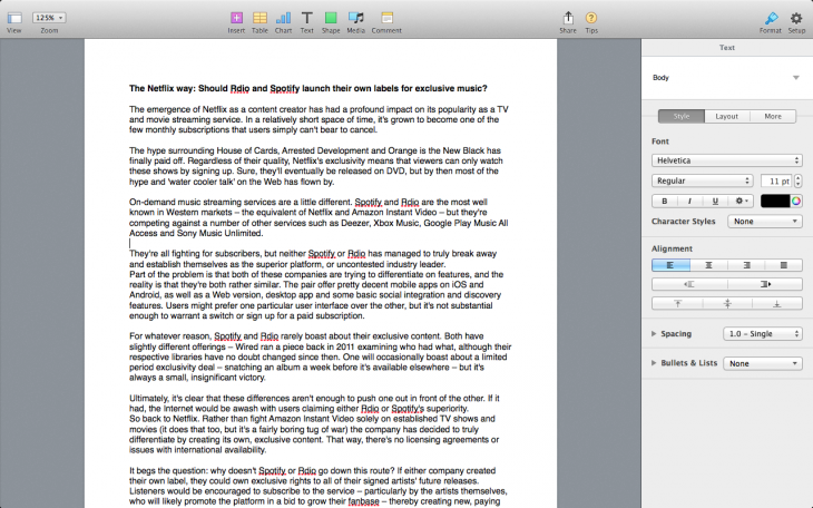 Screen Shot 2014 01 15 at 17.42.52 730x456 10 of the best word processing apps for Mac