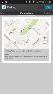 Screenshot 2014 01 08 11 48 21 220x391 Agent, the 5 apps in 1 smart assistant for Android, goes free
