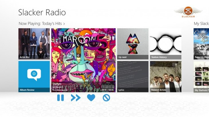 Slacker WindowsPhone 730x410 15 of the best music streaming platforms online today. Which one is best for you?