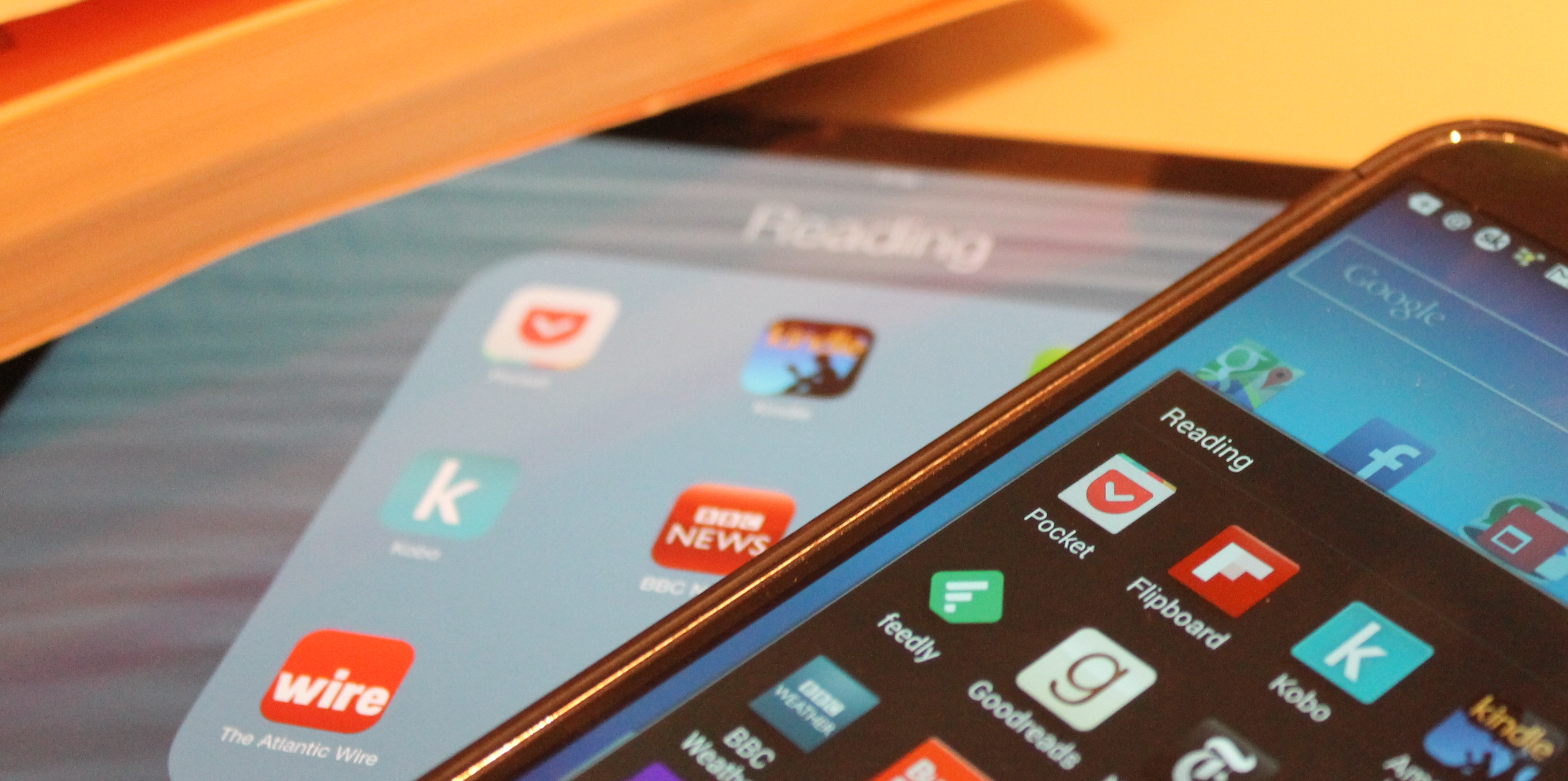 16 Apps to Help You Read on the Move