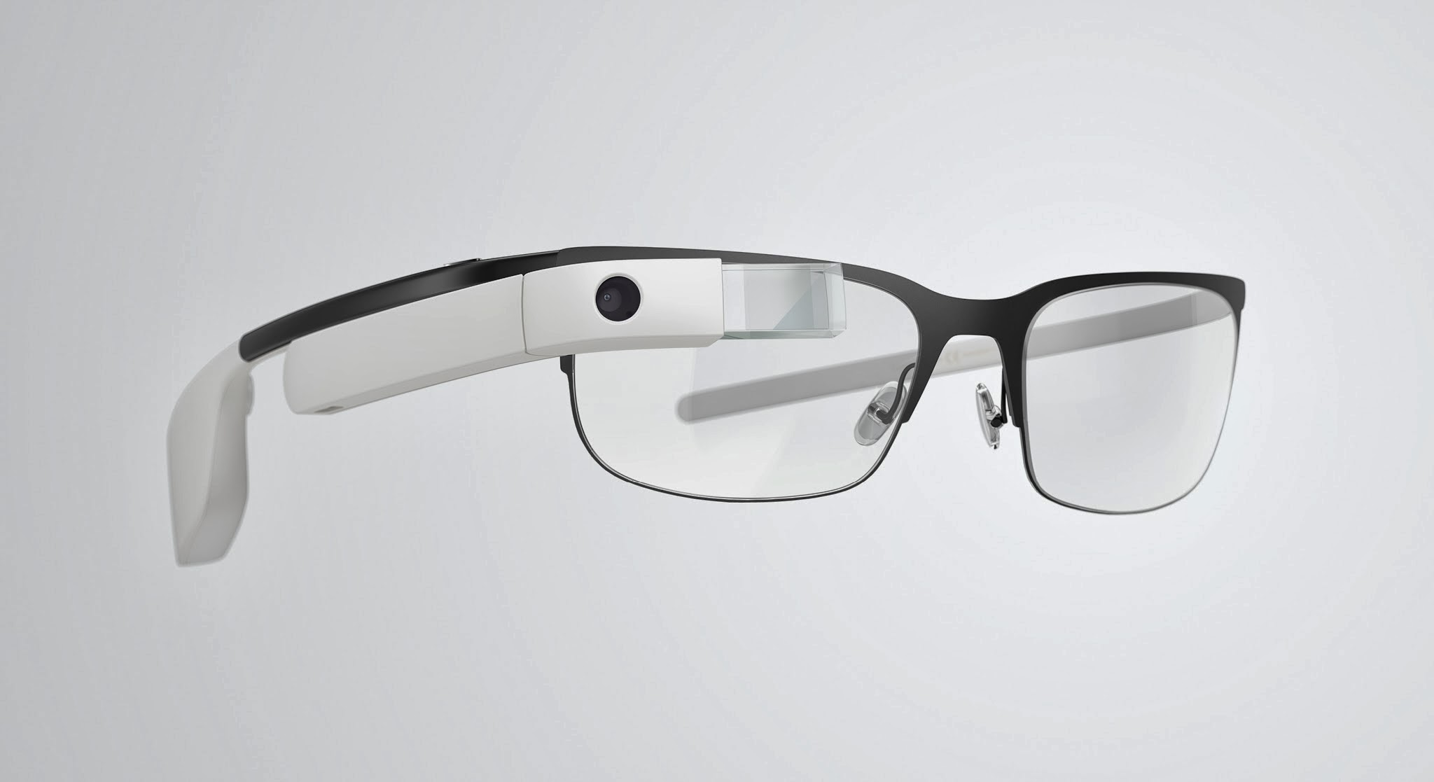 glass6 Google Glass can now be used with regular glasses after Google introduces $225 frames