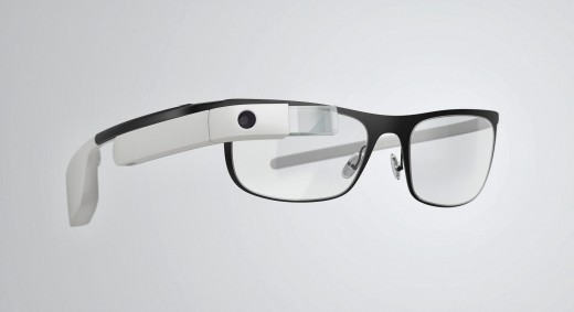 glass7 520x283 Google Glass can now be used with regular glasses after Google introduces $225 frames