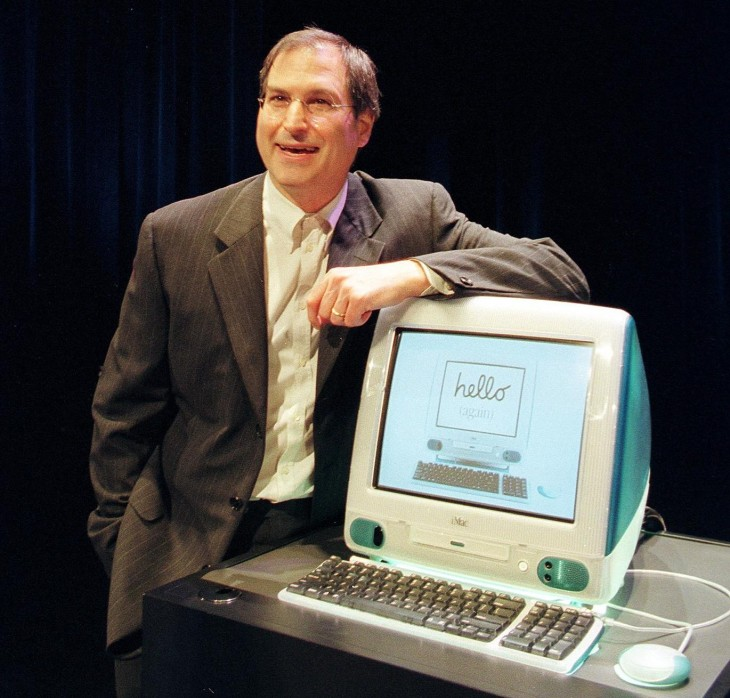 imac crop 730x698 30 years in 33 photos: A visual history of the Apple Mac