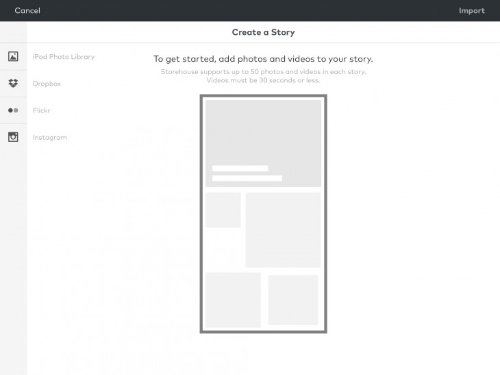 image 6 730x547 Storehouse review: Can this iPad app help everyone tell beautiful, visual stories?