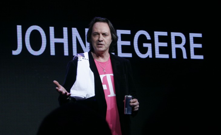 johnlegere 730x447 T Mobile US offers to pay early termination fees for switchers as it claims fastest LTE network