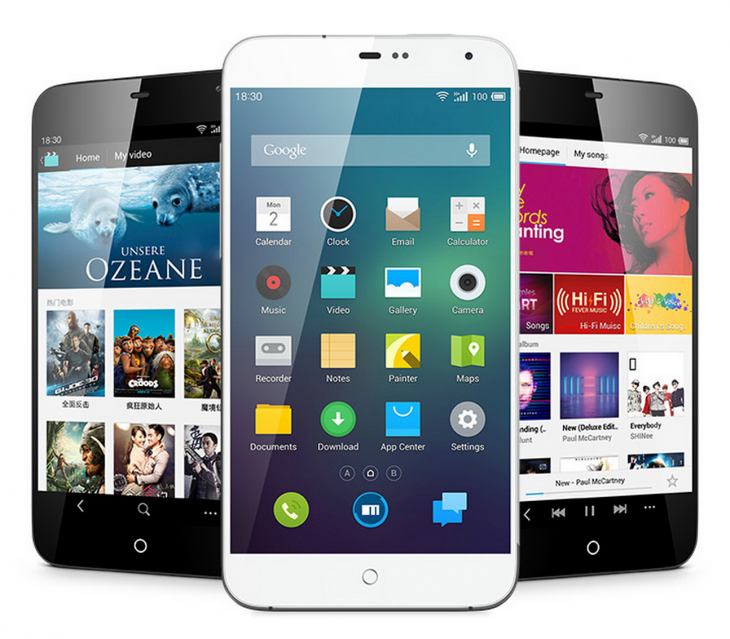 mx3 meizu 730x639 Chinese smartphone maker Meizu announces plans to enter the US market in Q3 2014