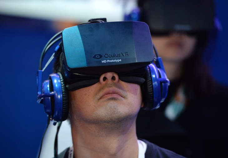 oculusrift 730x508 CES highlights: Oculus Rift, Tegra K1, Tactus and more