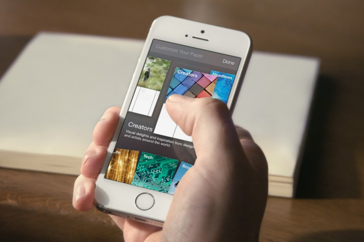 paper Some of Facebooks new Creative Labs apps will allow for anonymous login, but Paper wont