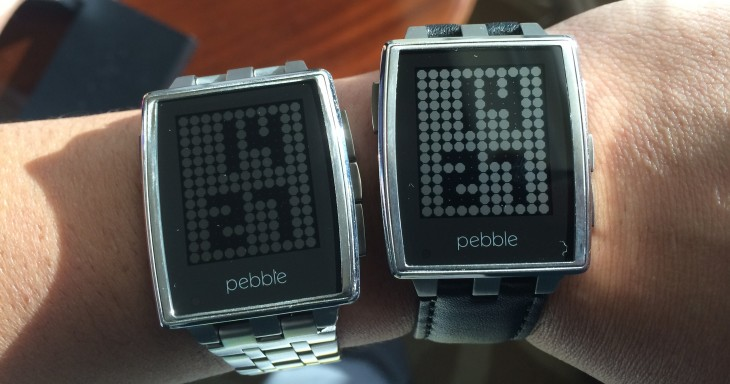 pebble metaleather 730x384 CES highlights: Oculus Rift, Tegra K1, Tactus and more