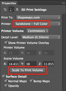 shapeways sandstone fc panel Adobe introduces support for 3D printing to Photoshop, brings a glut of new features to its Creative Cloud apps