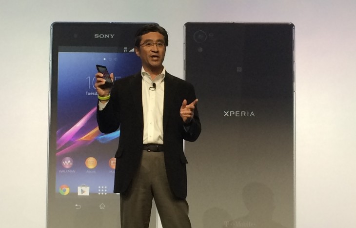 Sony unveils its Xperia Z1 and Z1S Android smartphones