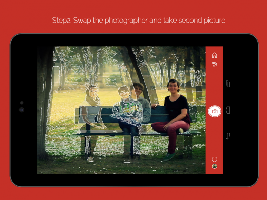 step2 520x390 Groopic, an app to help you take group photos, goes freemium and launches on Android