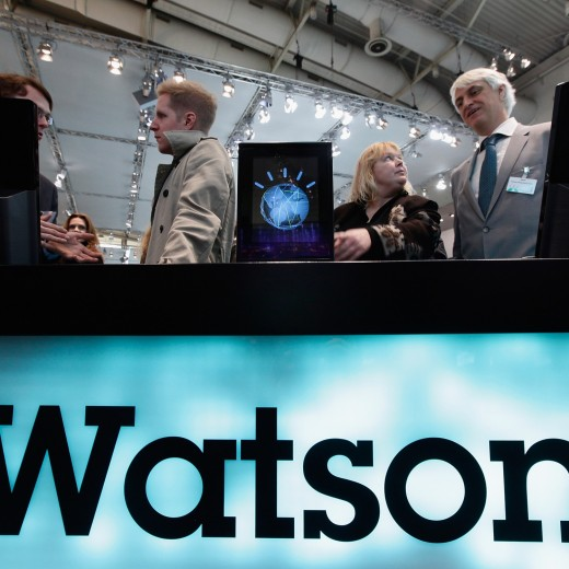 watson 520x520 IBM is investing $1B into its Watson super computer, including a $100M fund for apps