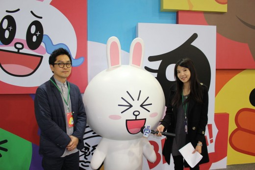 0087eda6 520x346 Asian chat app Line now has its own theme park, and its going global