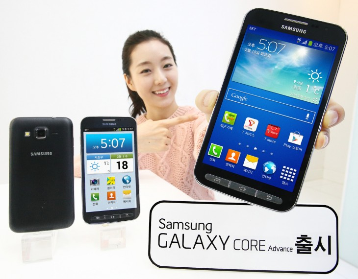 11 730x570 Samsungs Galaxy Core Advance goes on sale for $390 this week, starting in Korea