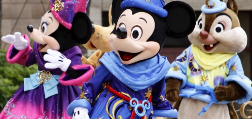 Mickey Mouse (C) and Disney characters g