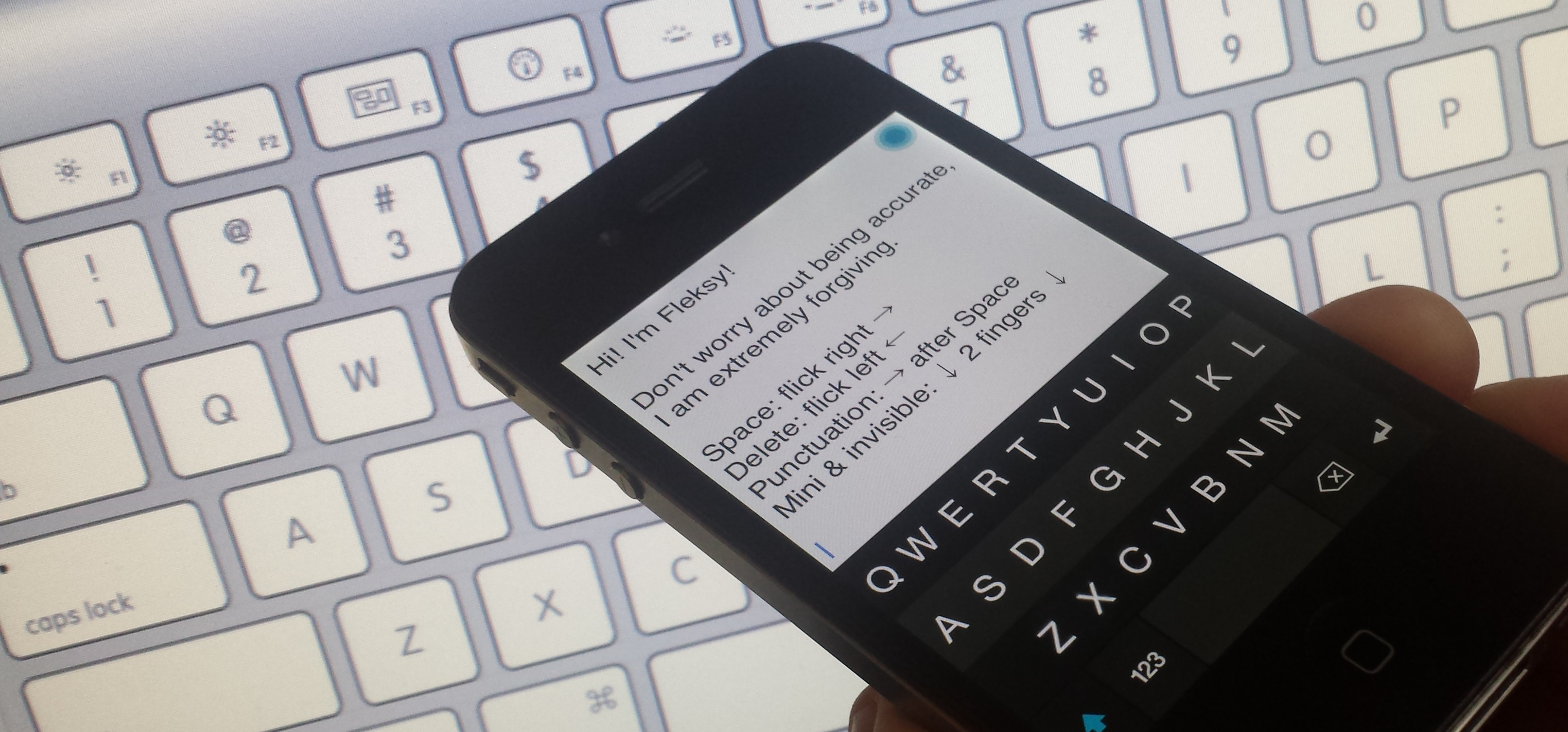 Fleksy Opens for All iOS Developers