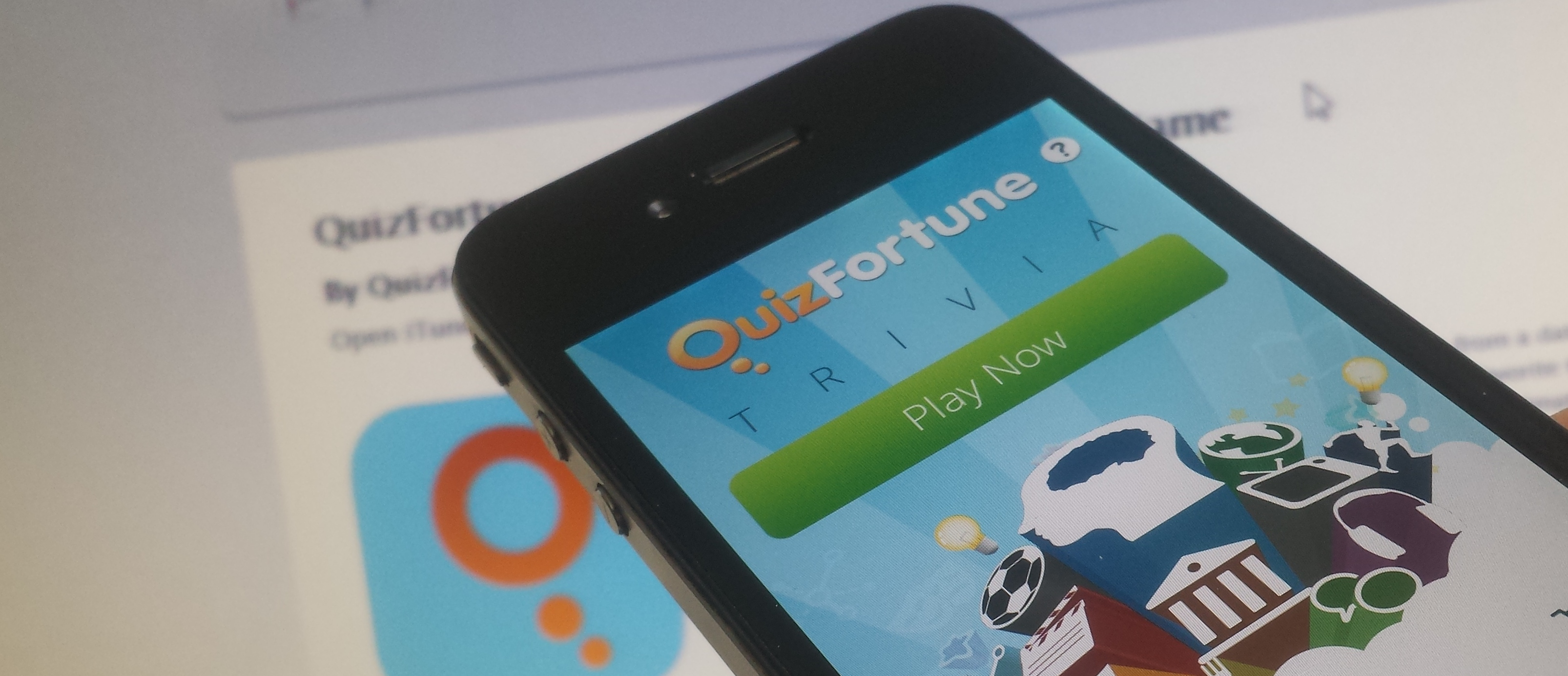 QuizFortune Brings Individual Gameplay to the Trivia Mix
