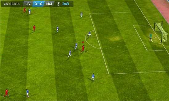 FIFA 14 Finally Arrives on Windows Phone 8