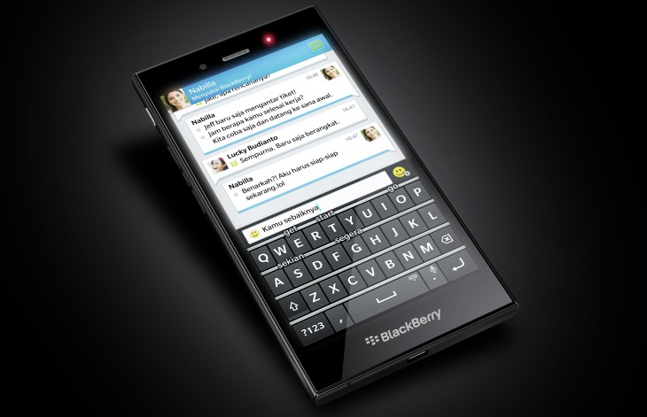 BlackBerry Z3 solo 730x471 BlackBerrys Indonesia focused Z3 smartphone goes on sale for $191 this week