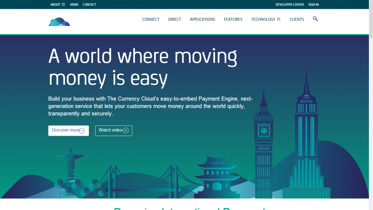 CurrencyCloud 730x412 The Currency Cloud revamps payments platform with new look and streamlined API integration