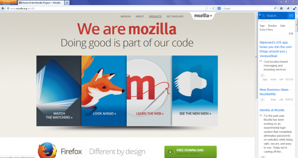 Delicious 600x319 Firefox 27 arrives with simultaneous Social API services, SPDY 3.1 and TLS 1.2 support, more languages on Android