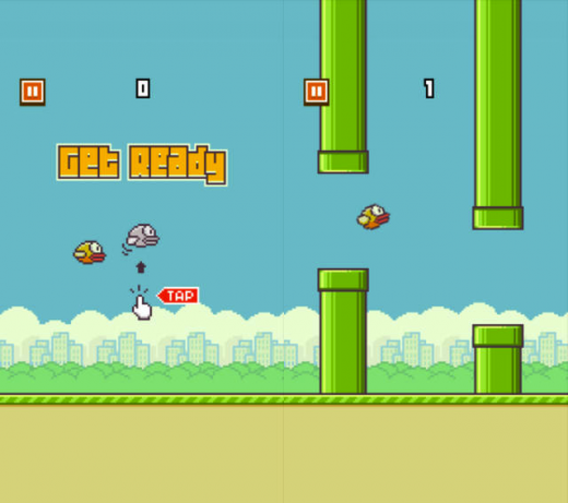 Flappy Bird 520x461 Google top searches 2014: Flappy Bird, Alibaba and the iPhone 6 are tech stars