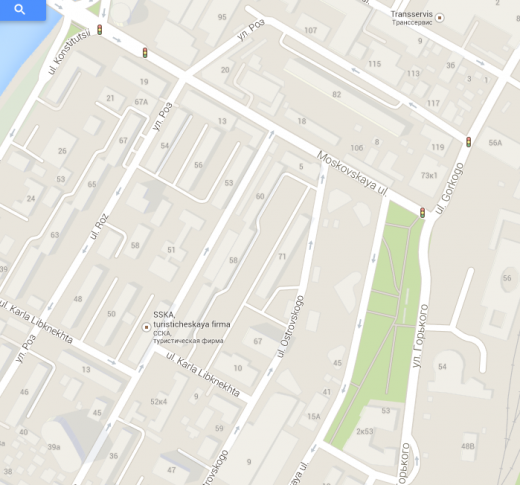 GMSochi 520x485 The rise of OpenStreetMap: A quest to conquer Googles mapping empire