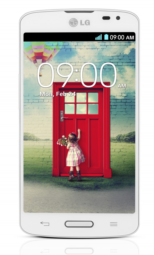 LGE F70 RELEASE 041 520x858 LG introduces the F70, a 4.5 inch mid tier LTE smartphone
