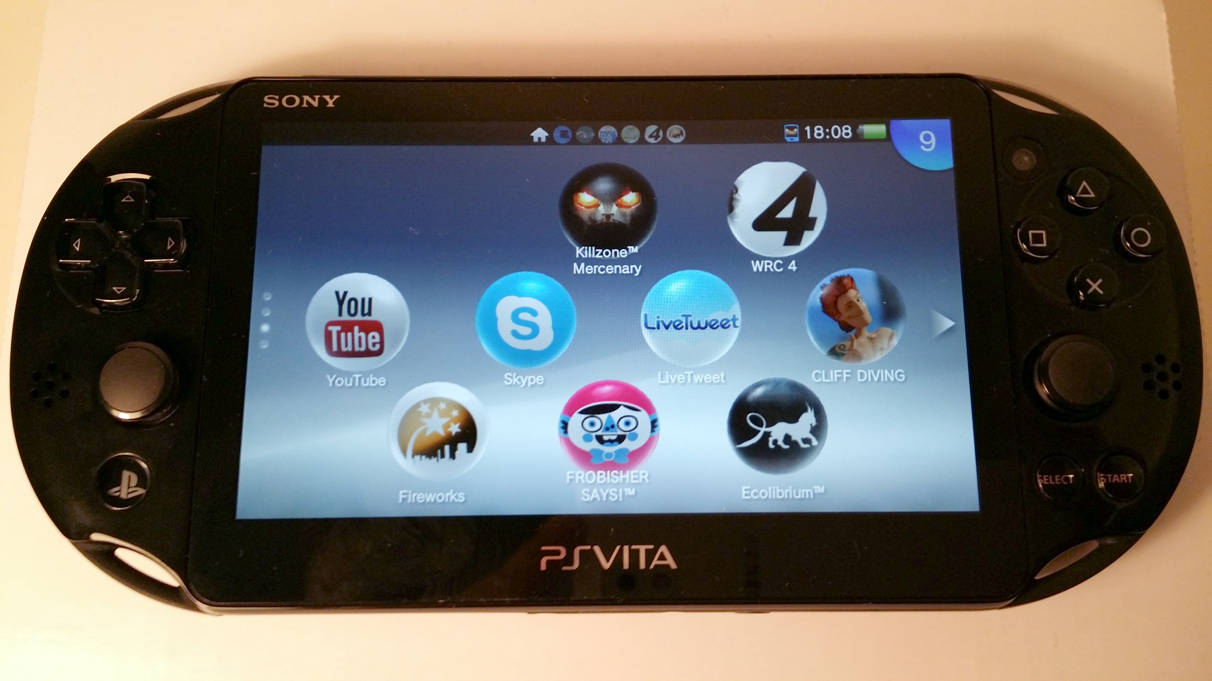 PS VITA ( PlayStation Vita ® )   ВКонтакте